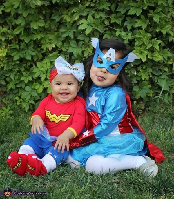 35 Creative Halloween Costumes Siblings Can Rock Together