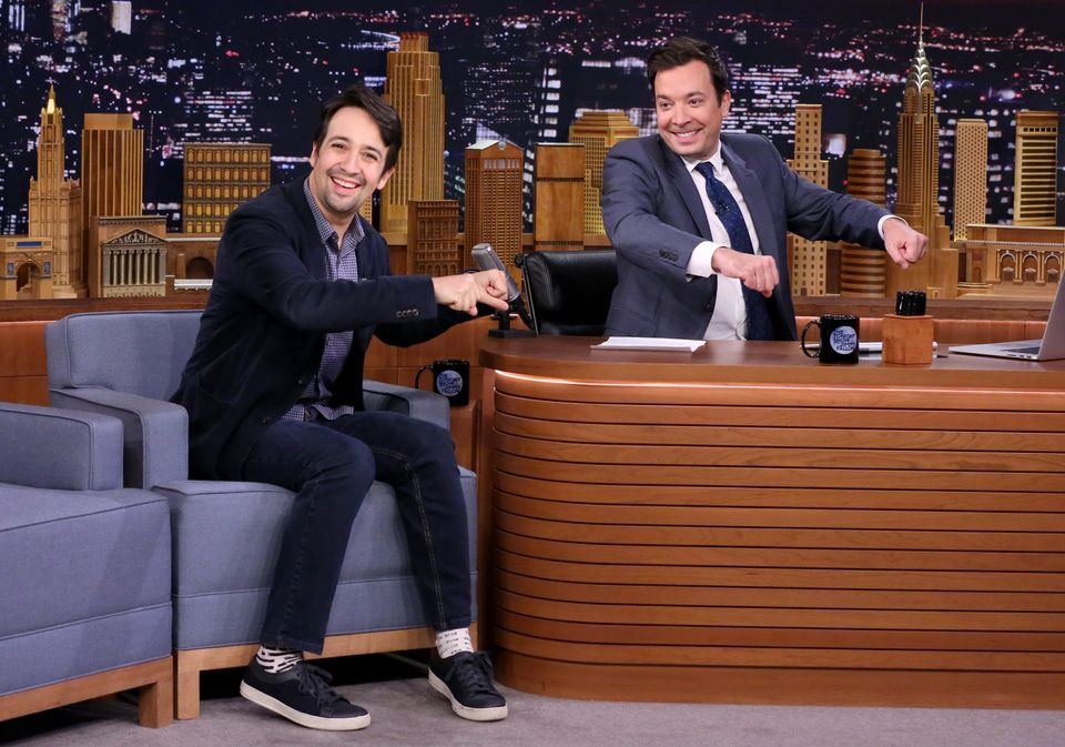 "You're so cute on ""The Tonight Show""!"