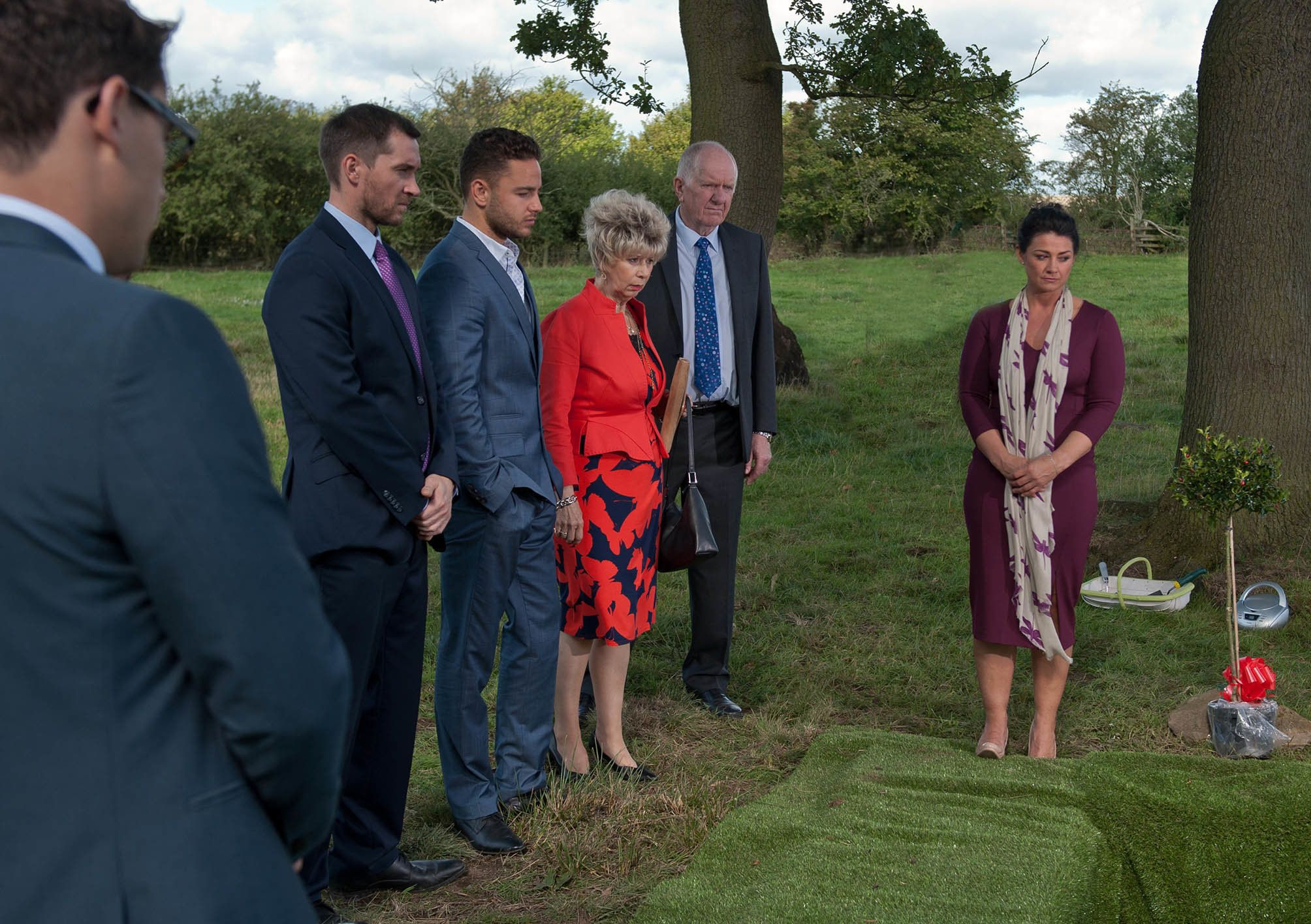 'Emmerdale' Says Farewell To Holly... But There's One Mourner