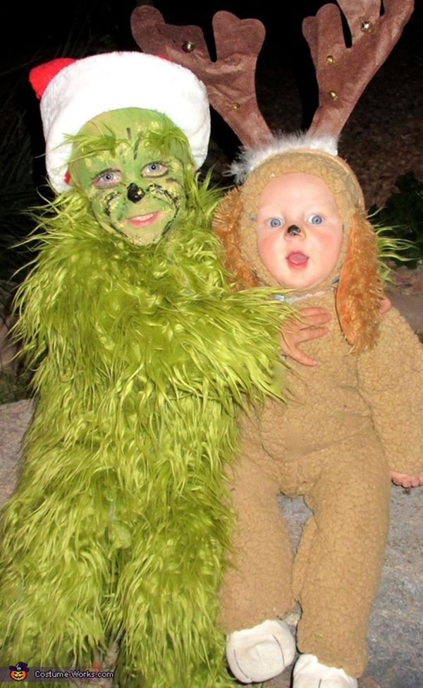 """Via <a href=""""http://www.costume-works.com/the-grinch-and-his-dog-max.html"""" target=""""_blank"""">Costume Works</a>"""