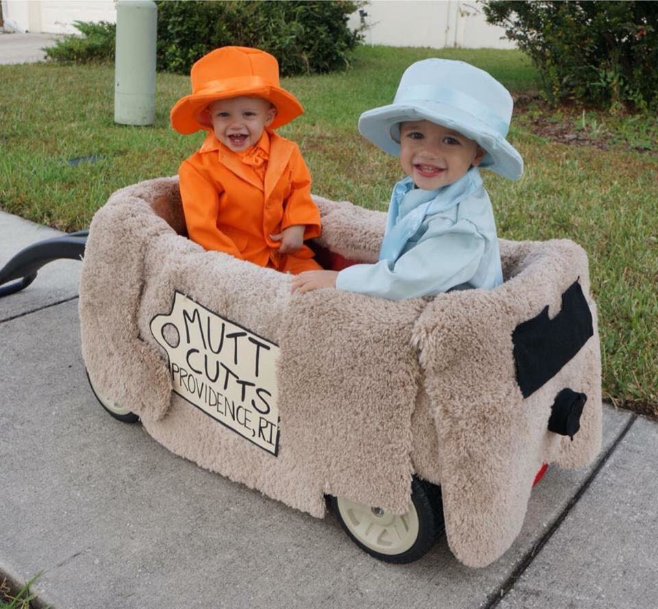 4783ae50 35 Creative Halloween Costumes Siblings Can Rock Together | HuffPost ...