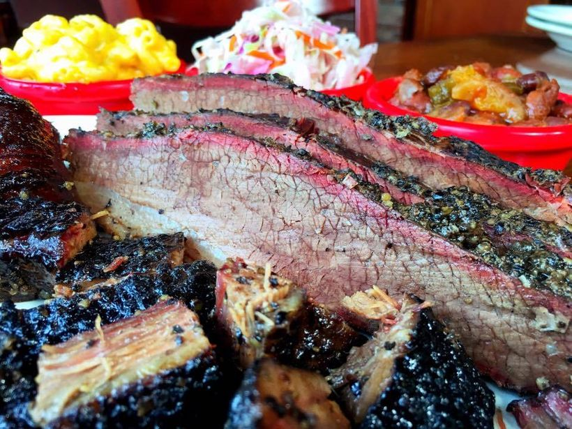 Smoked Brisket and Burnt Ends!