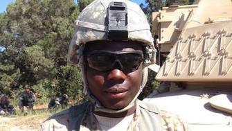 US Army Sgt Brima Kamara 1st Cavalry Division Fort Hood Texas
