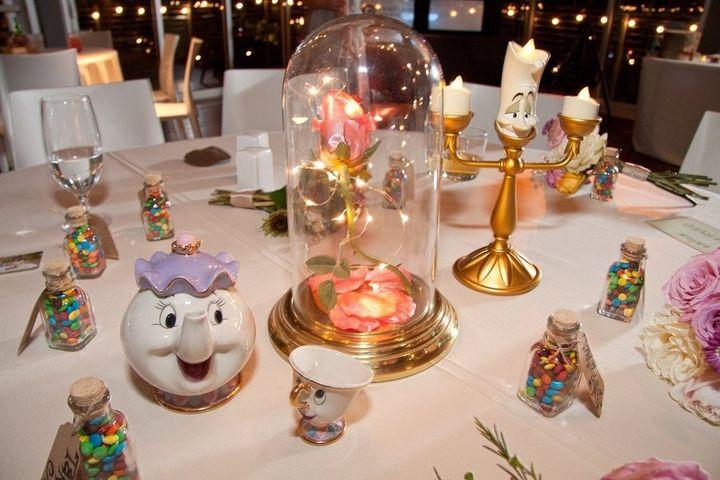 This Disney Loving Bride Threw The Most Magical Diy Wedding