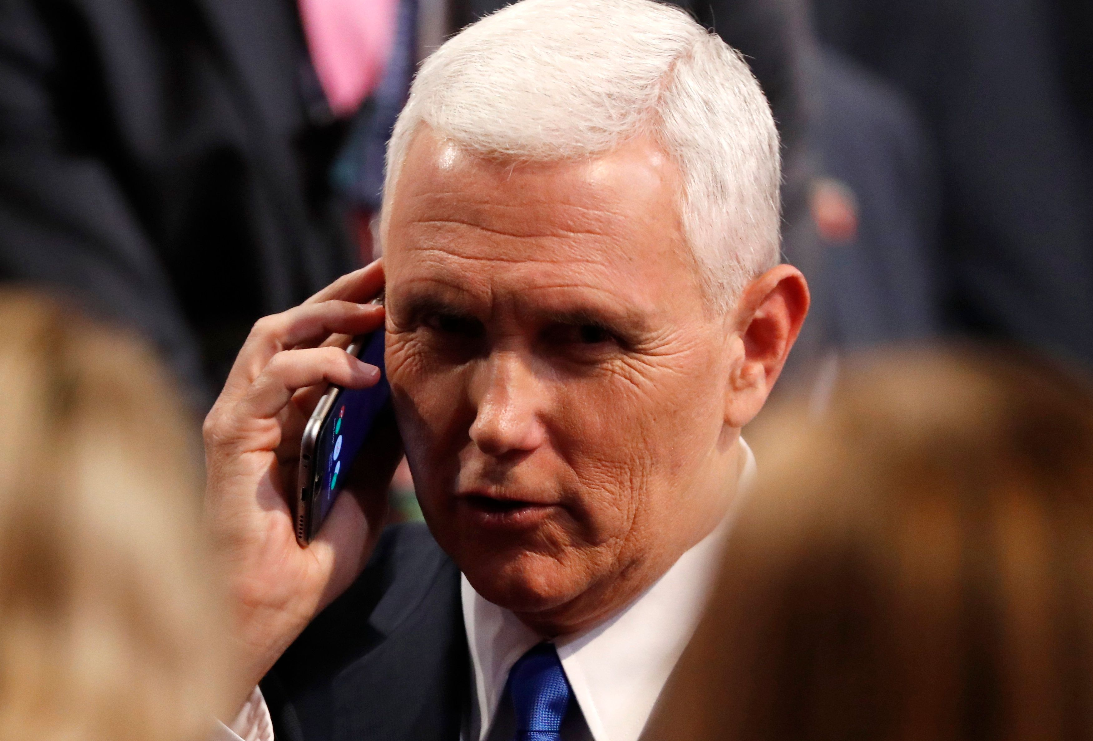 Gov. Mike Pence's (R) public health record in his home state of Indiana lefta lot to be desired.
