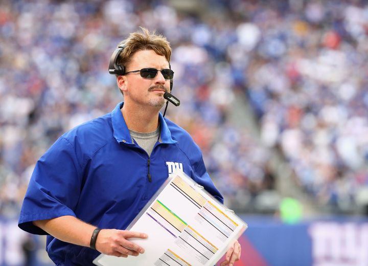 First-year head coach Ben McAdoo needs to be more creative as a play-caller.