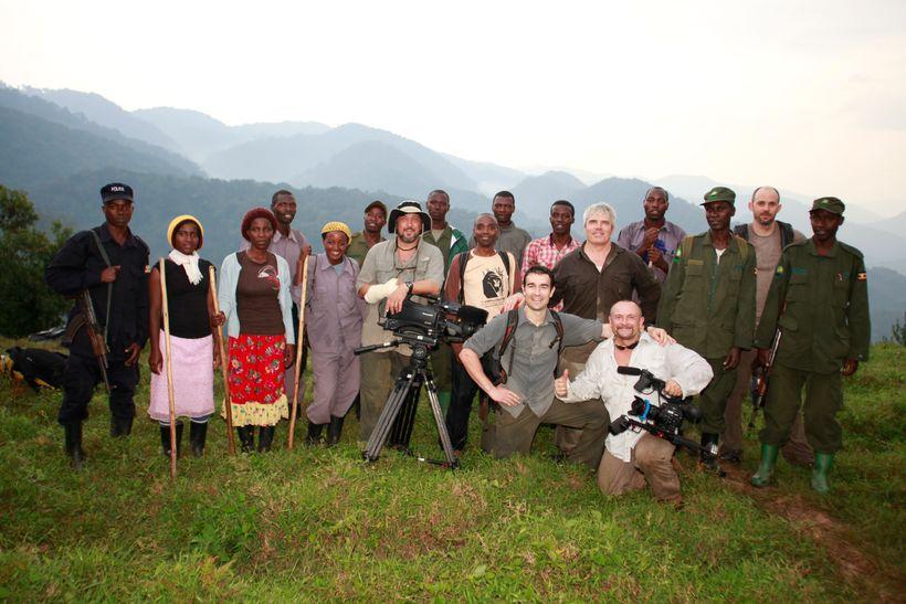 Gorillas Crew And Guides (Uganda)