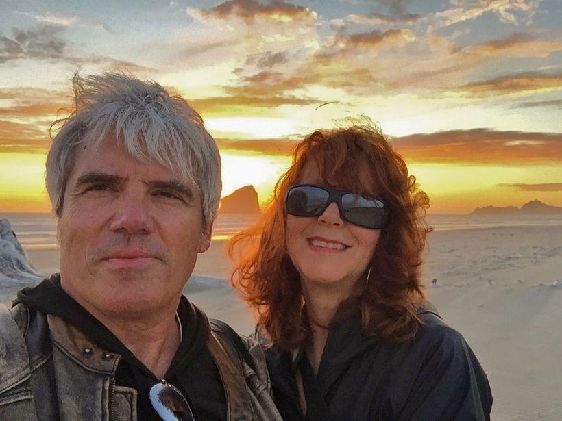 Director Peter von Puttkamer and Executive Producer Sheera von Puttkamer