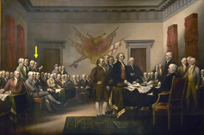 William Floyd signer of the Declaration of Independence