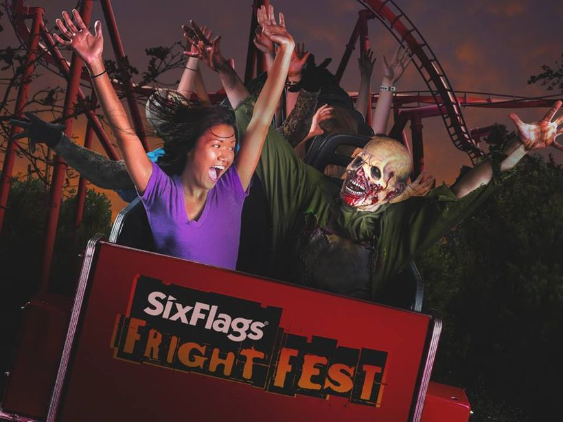 Six Flags Over Georgia Fright Fest: Scarier Than Ever Before