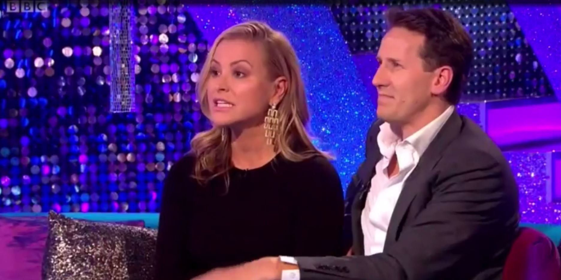 Anastacia Speaks Out Over 'Strictly' Dance Off