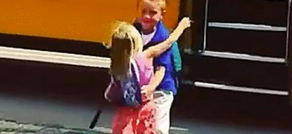 This Display Of Sibling Love Is What All Parents Want For Their Children