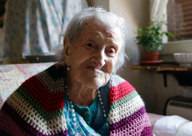 Emma Morano, 116, is the world's oldest