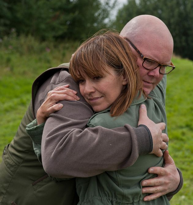 Paddy and Rhona's hug will anger Pierce, but things will get even worse just moments