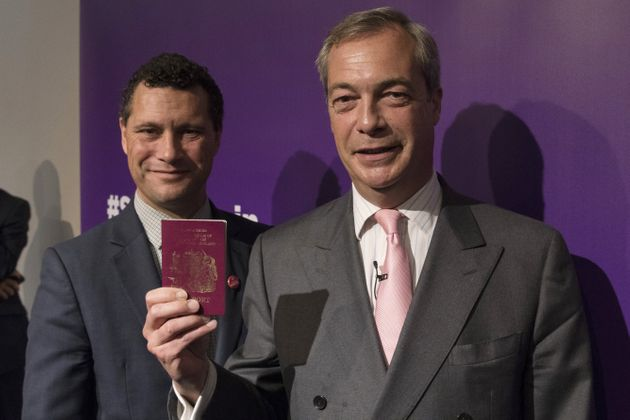 Woolfe was tipped to replace Farage until he failed to submit nomination papers on