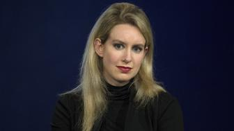 Elizabeth Holmes, CEO of Theranos, attends a panel discussion during the Clinton Global Initiative's annual meeting in New York, September 29, 2015.  REUTERS/Brendan McDermid/File Photo