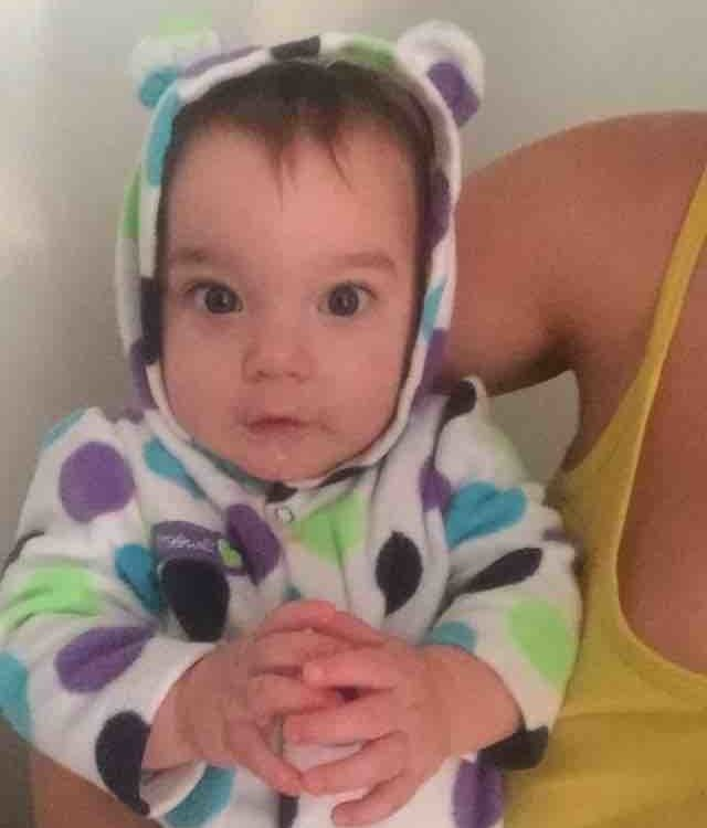 Emmaleigh Barringer was pronounced dead on Wednesday after authorities believe her mother's boyfriend sexually assaulte