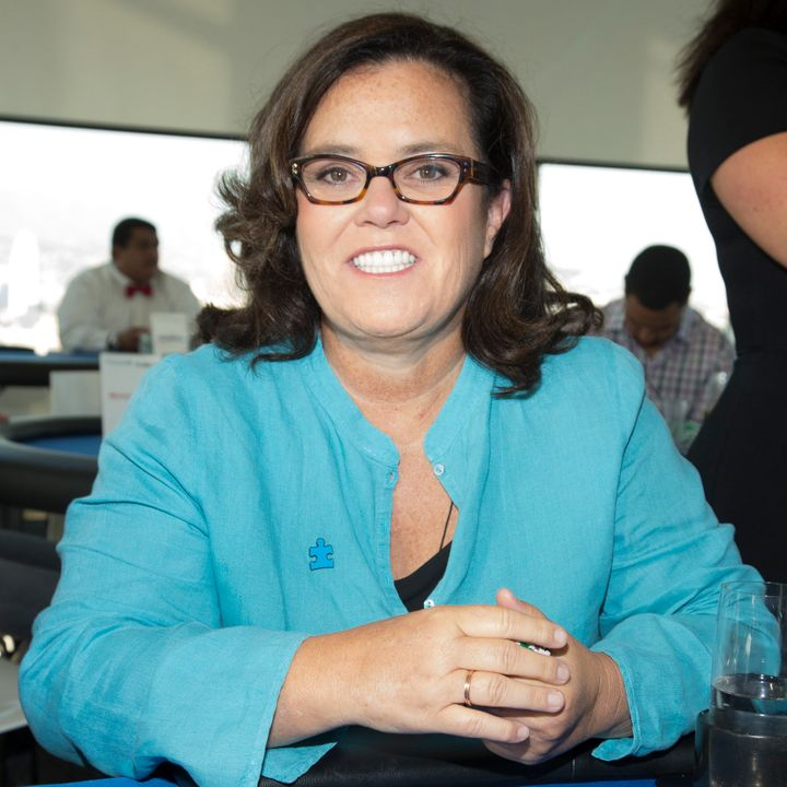 Rosie O'Donnell onAug. 6 in Los Angeles.