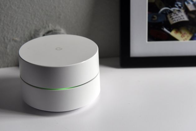 Google WiFi is the company's first router that hopes to get you enthused about them