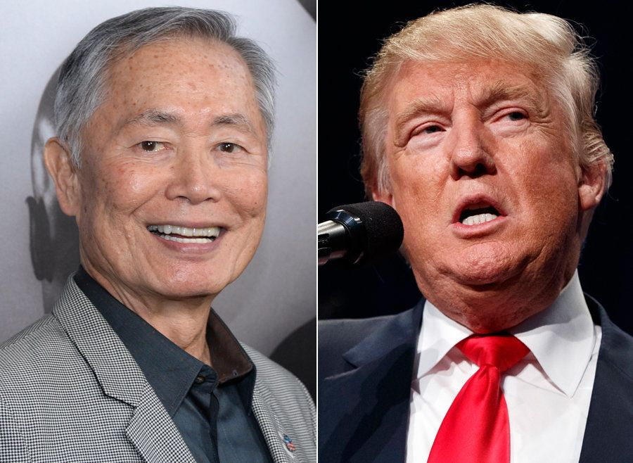Why 'Star Trek' Vet George Takei Thinks Trump Has Finally Blown