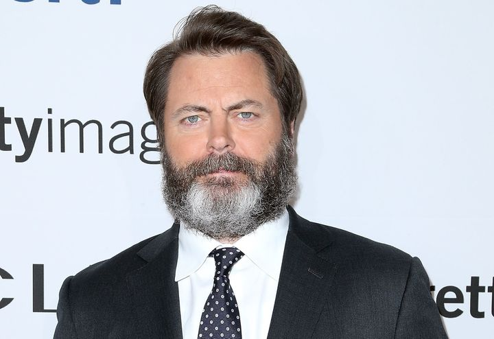 """Nick Offerman told Esquire, """"we have nobody to blame but ourselves for this election."""""""