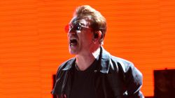 U2 Slams Donald Trump For Trying To 'Run Off With The American