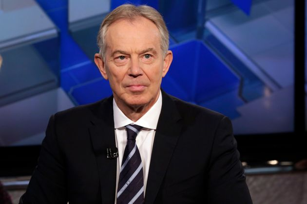 Tony Blair Hints At Shock Return To Frontline Of British
