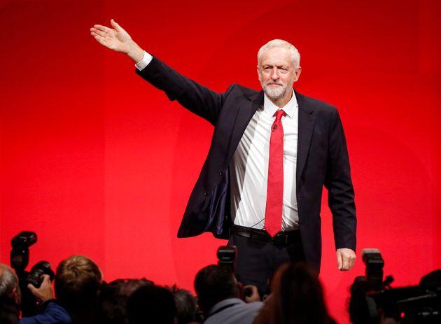 A triumphant Jeremy