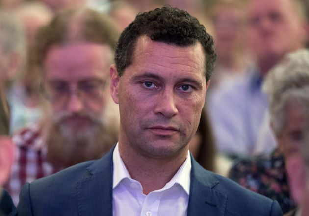 Steven Woolfe is recovering in hospital after an