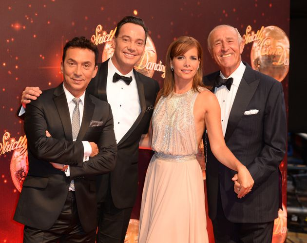 Len Goodman is a 'bit bossy' on Strictly Come Dancing