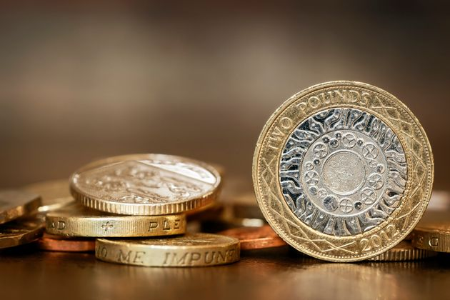 The pound is worth less than a euro at some airports according to