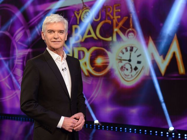 Phillip Schofield on 'You're Back In The