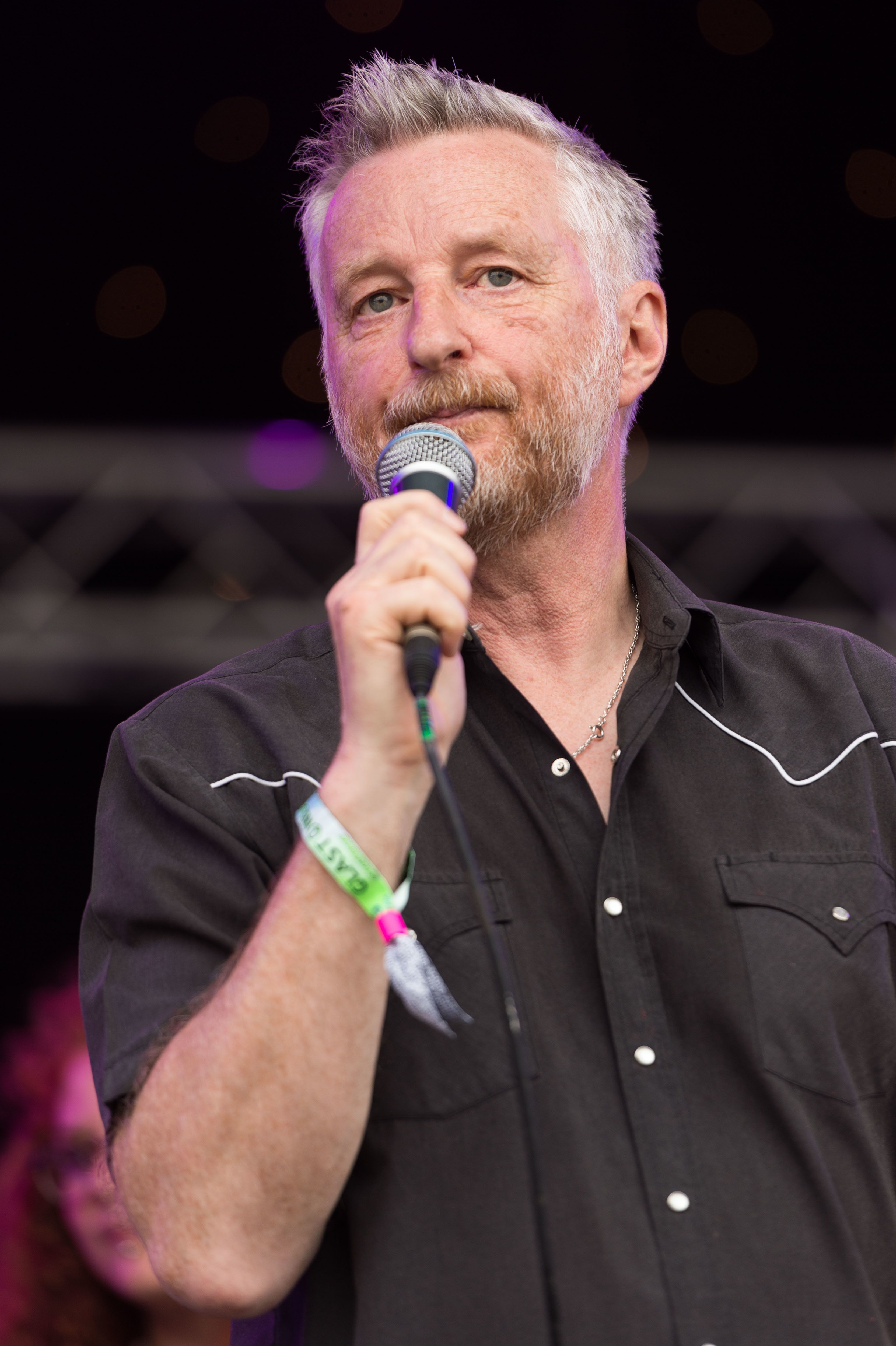 Tireless Billy Bragg still finds unity in music, but considers himself romantic over