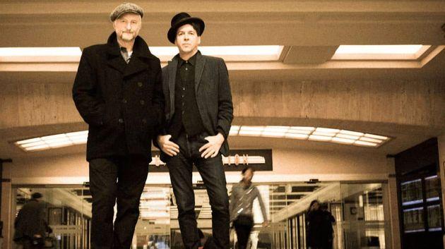 Billy Bragg's new album with collaborator Joe Henry celebrates the US