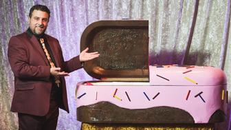 Sugar Coffins  Actor Matthew Korahais