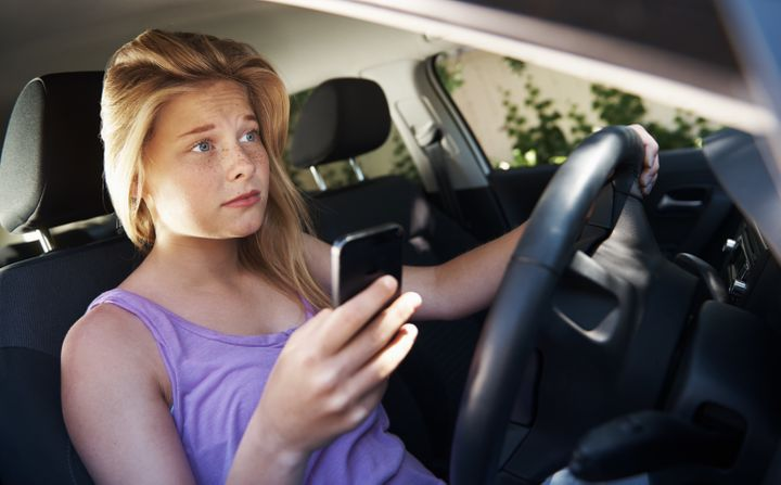 teens driving without license