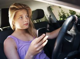 You Won't Believe Who's Texting Your Teens While They're Driving