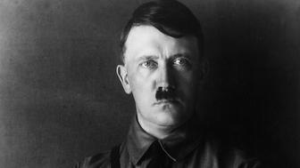 (GERMANY OUT) (*20.04.1889-30.04.1945+), Politiker, NSDAP, D, - in SA-Uniform, - vermutlich 1932   (Photo by ullstein bild via Getty Images)
