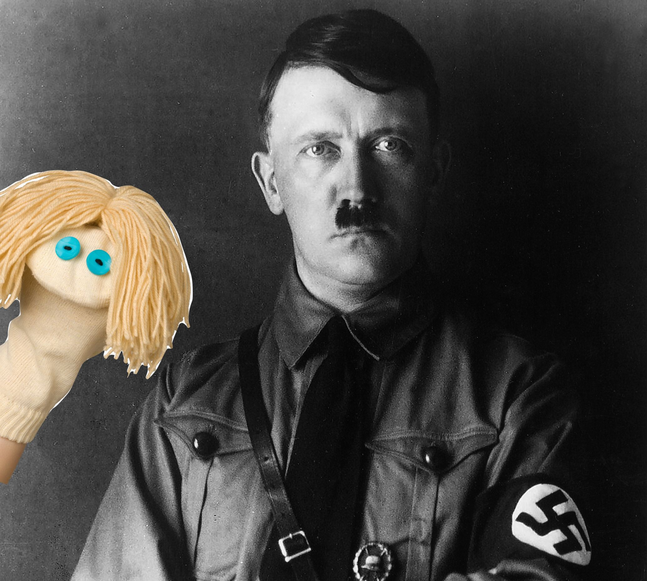 Hitler knew the effectiveness of a well-executed sockpuppet way before the internet even existed.