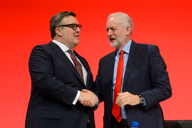 Tom Watson (left) and Jeremy