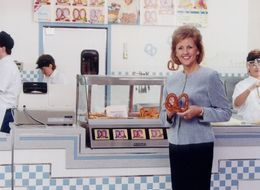 How The Real 'Auntie Anne' Used Pretzels To Save Her Marriage