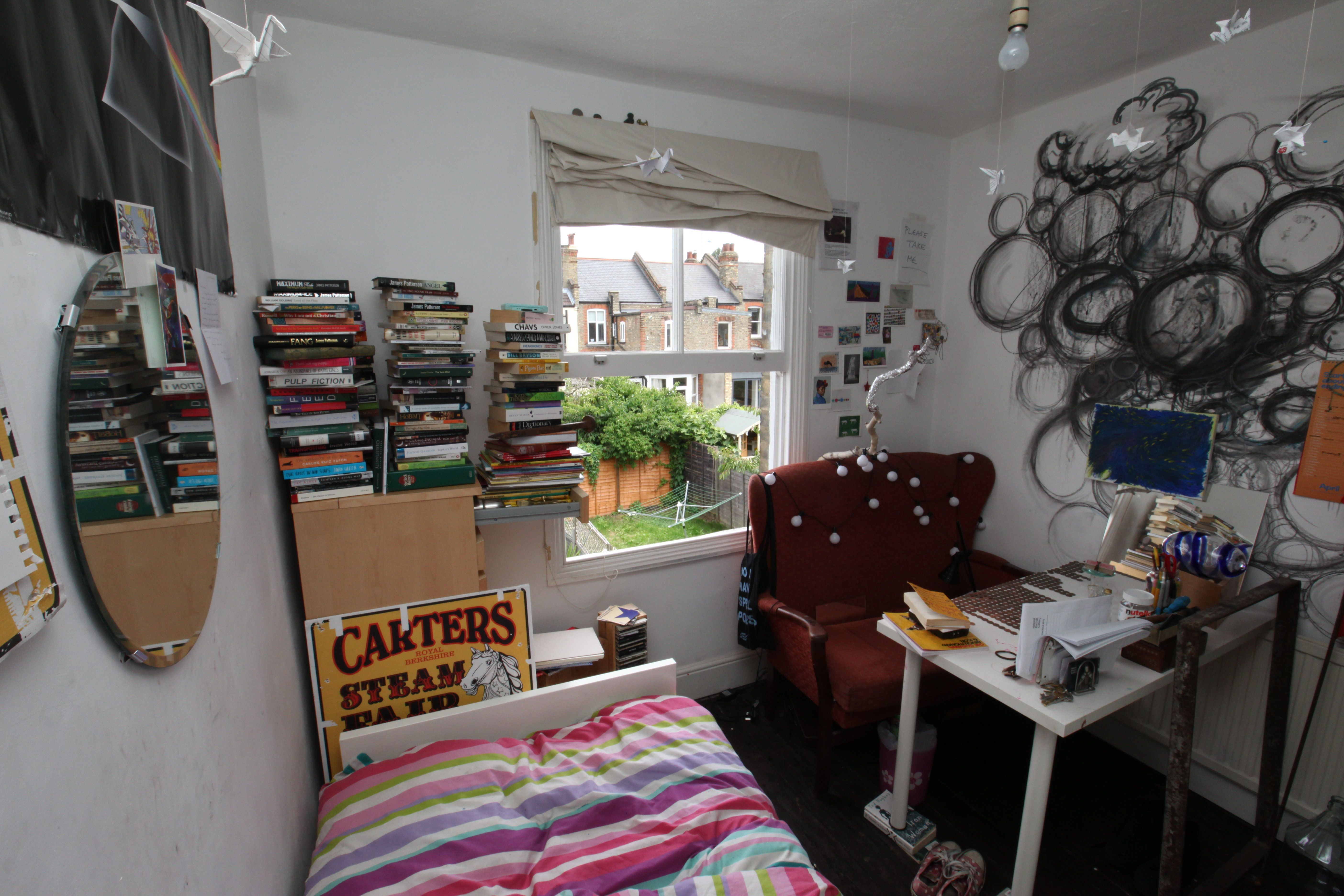 Teenage Bedrooms Remind Us Of The Life Changing Magic Of Making A Mess