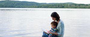 BONDING CHILDHOOD LEARNING SERENE PEOPLE TOGETHERNESS