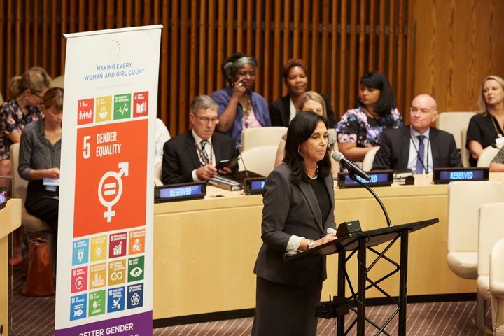 Launch of a Public-Private Partnership to close gender data gaps for Sustainable Development Goals monitoring and accountabil