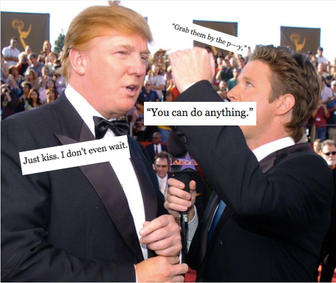 Donald Trump and Billy
