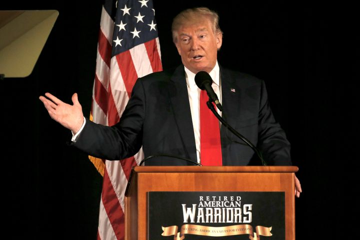 U.S. Republican presidential nominee Donald Trumphas routinely criticized China.