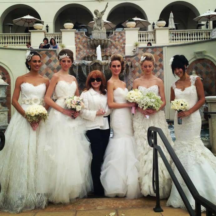 Bridal Fashion Show by Renée Strauss Monarch Beach Resort, Laguna Niguel, California