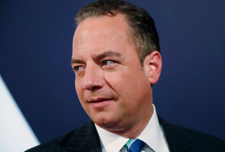 If we could only hear what Reince Priebus is thinking about his nominee now.