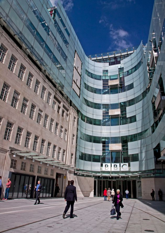 Around 100 current and former BBC presenters are being