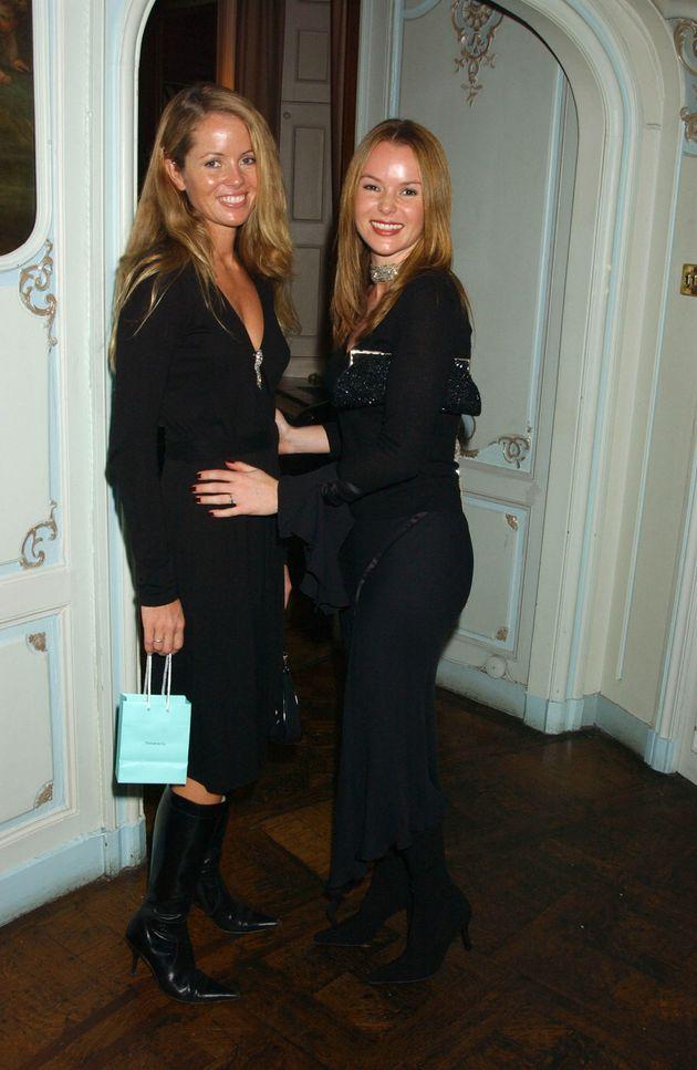 Amanda and Debbie Holden in